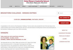 Post image for GWLN Brainstorm Challenge Winners
