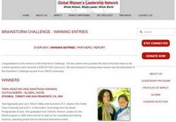 Post image for GWLN Brainstorm Challenge Winners