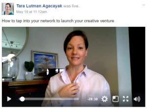 Networking for your creative venture