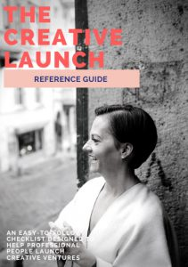 The Creative Launch Reference Guide cover image