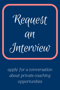 Request an interview